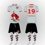Komplet piłkarski Westovia